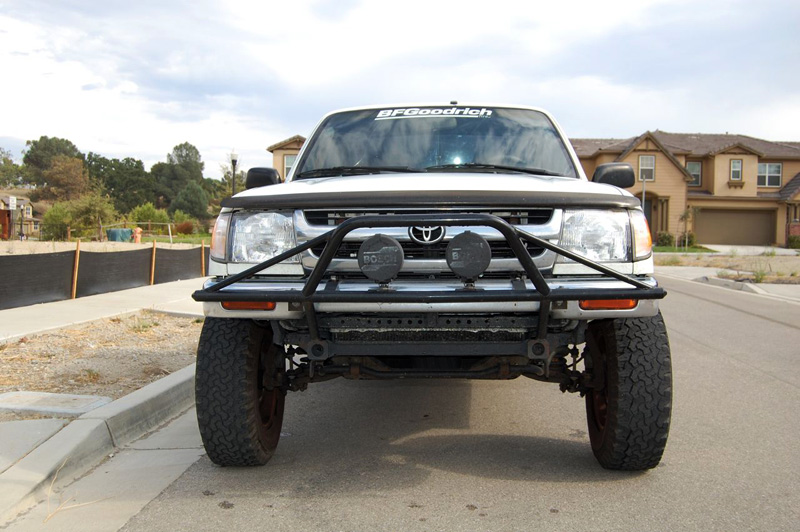 1997 Toyota Tacoma 2wd Prerunner